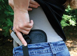 Concealed Carry Initial